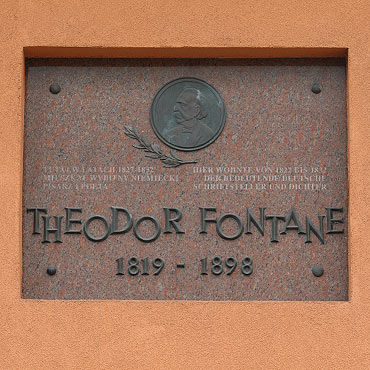 Tablica Theodora Fontane