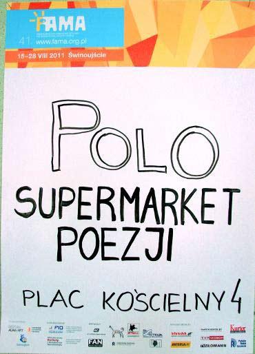 Supermarket Poezji w Świnoujściu