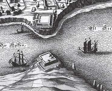 Warszów i osiedla na wschodnim brzegu Świny ( 2 )