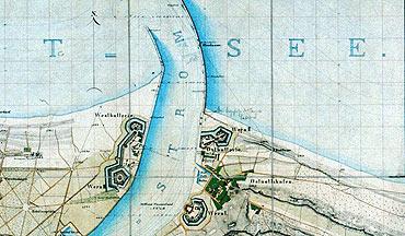 Warszów i osiedla na wschodnim brzegu Świny ( 4 )