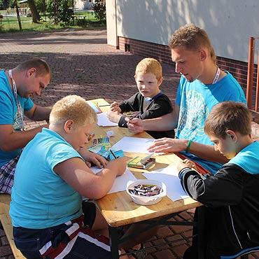 Na Warszowie –Fama dzieciom i.. nie tylko!