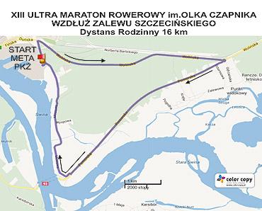 Zapowiedź maratonu w Świnoujściu