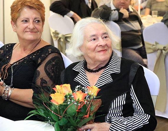 Wigilia, 20-lecie stowarzyszenia SPON oraz 99 urodziny Anny Żeleszkiewicz. Zobacz film!