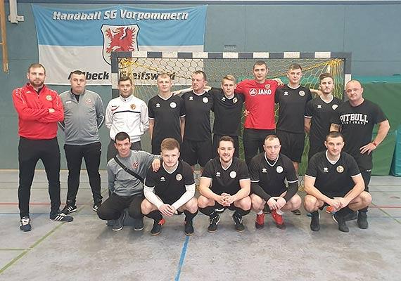 Drugie miejsce na turnieju w Niemczech Allianz Cup 2020