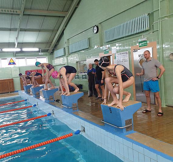 Drużynowe Zawody Pływackie w ramach Igrzysk Dzieci oraz Igrzysk Młodzieży Szkolnej Dziewcząt i Chłopców