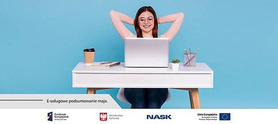 E-usługowe podsumowanie maja