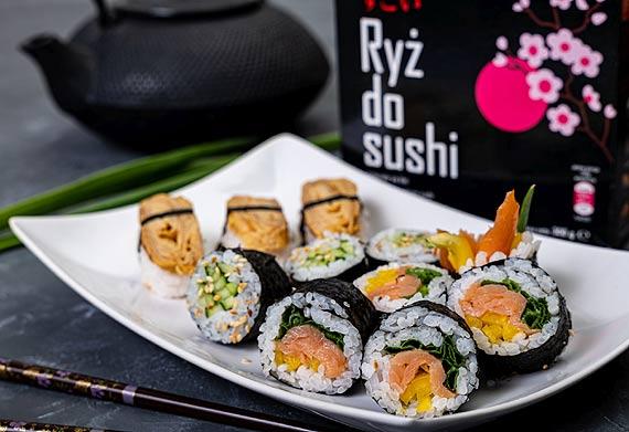 Przepis kulinarny marki Sugoi Sushi