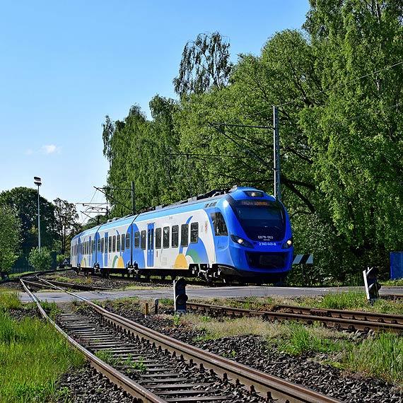 Pociągiem nad morze szybko i bezpiecznie. W wakacje między Szczecinem, a Świnoujściem - co godzinę!