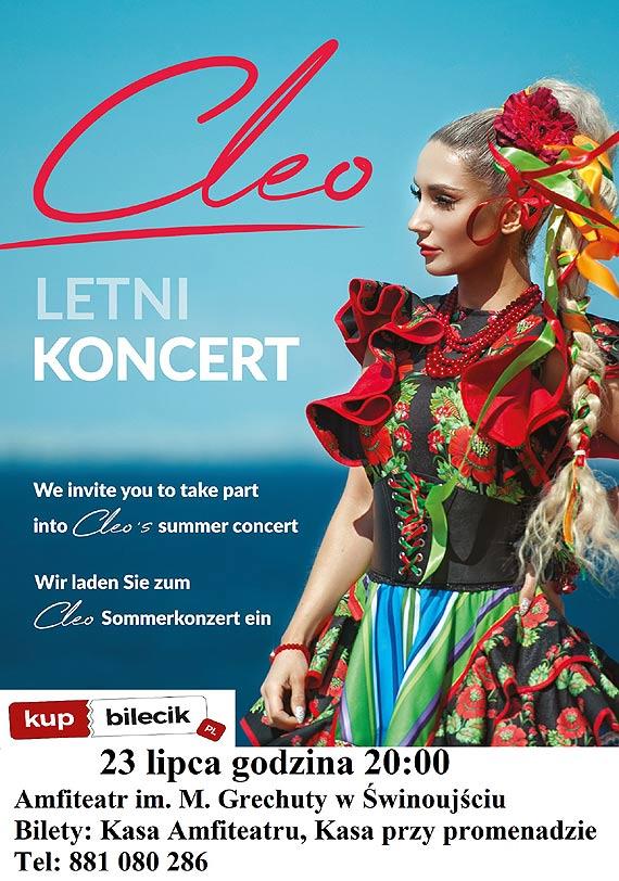 Letni Koncert Cleo