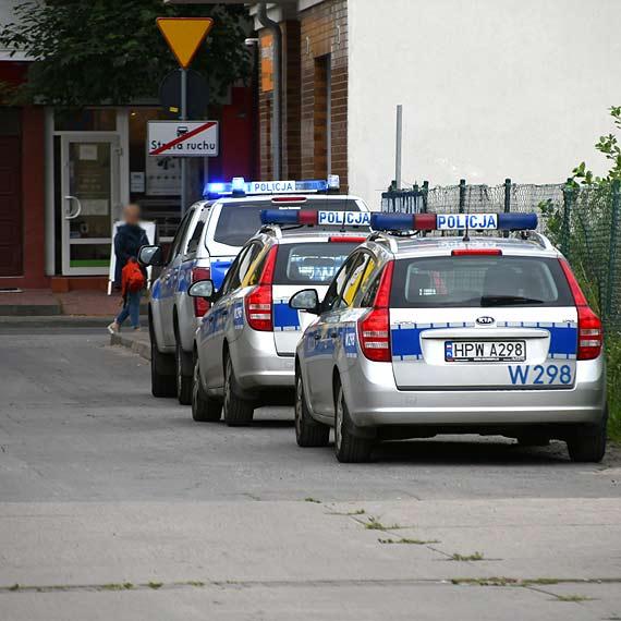 Policja i sanepid razem!