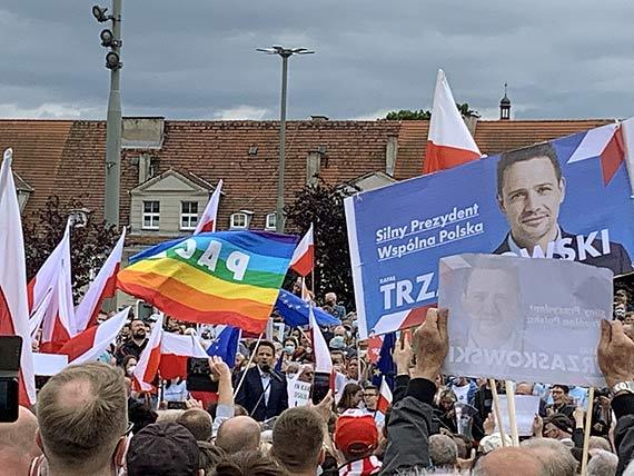Trzaskowski: O wyniku wyborów może zadecydować zaledwie kilka tysięcy głosów