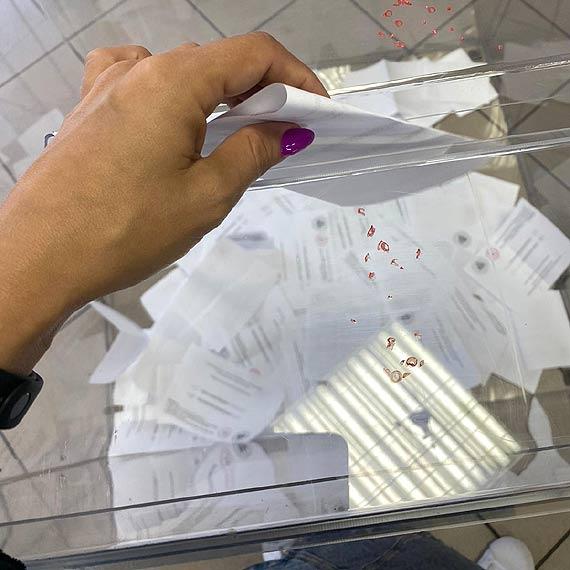 Frekwencja i wyniki 2. tury wyborów w naszym mieście