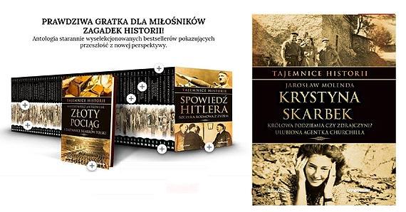 Kolejna książka świnoujskiego autora wśród historycznych bestsellerów