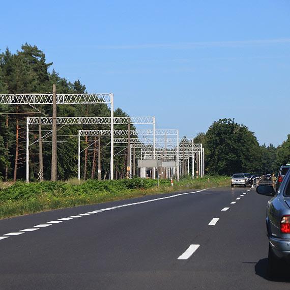 Zwiększają się możliwości linii kolejowych do portów w Szczecinie i Świnoujściu