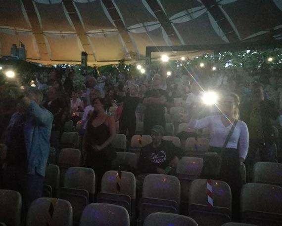 """Słynna grupa """"Dżem"""", po długiej przerwie powróciła na scenę; Pierwszą był amfiteatr w Świnoujściu!"""