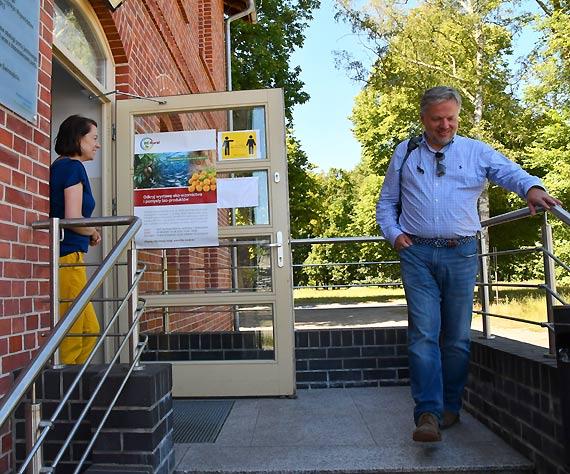 Wystawa eko-wzornictwa i bio-produktów przyjechała z Berlina. Można ją oglądać w budynku mariny północnej