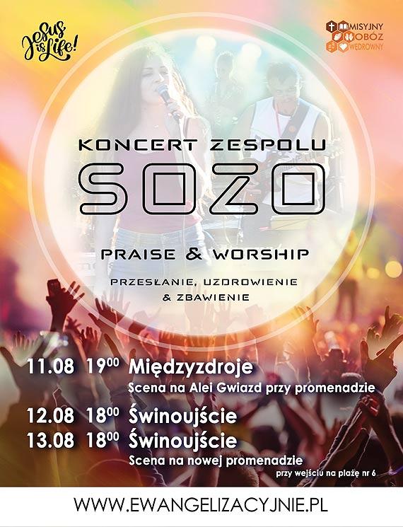 Spędź z nami czas na plenerowej imprezie z inspirującym chrześcijańskim koncertem oraz przesłaniem!- Fundacja Misja Polaka zaprasza