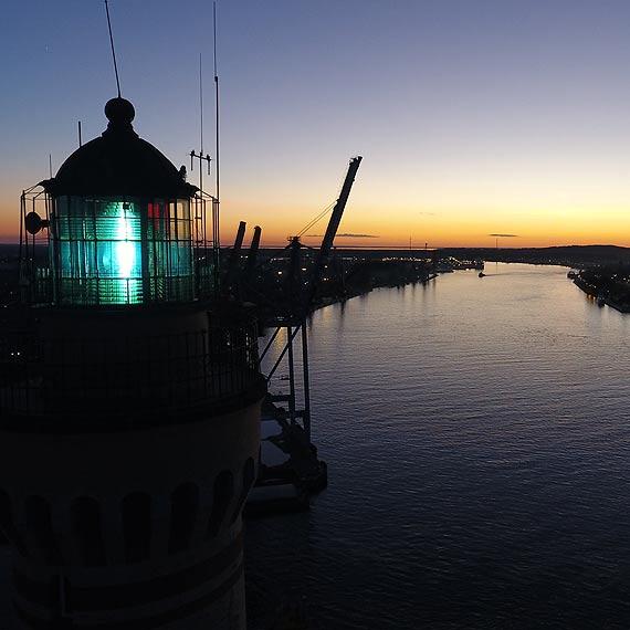 Gdzie mieści się latarnia morska? Przy ulicy Bunkrowej czy Ku Morzu!?
