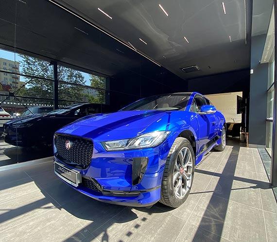 Elektryczne samochody premium hitem w ofercie wynajmu - Arval ma klientów na 16 Jaguarów I-Pace