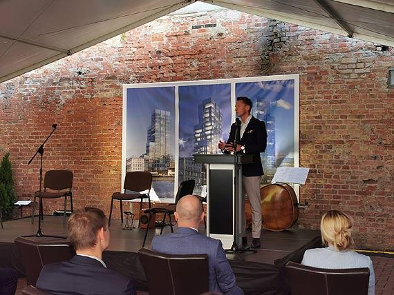 Gospodarka spotyka politykę. Marszałek Olgierd Geblewicz na pierwszym forum Gospodarczym w Szczecińskim Obszarze Metropolitalnym