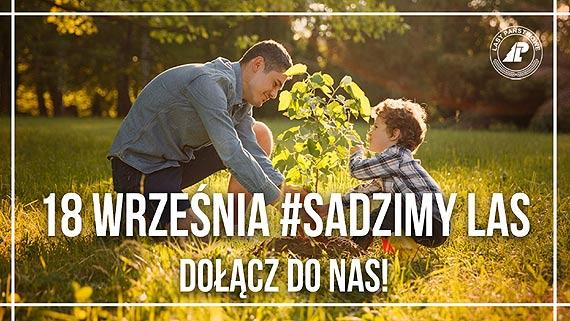 Ogólnopolska akcja sadzenia drzew #sadziMY