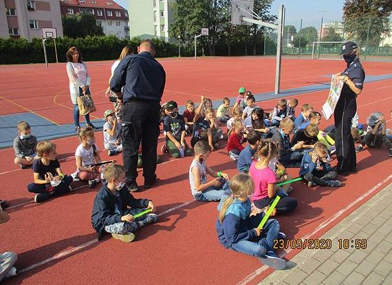 Straż Miejska z Policją w ramach ETZT