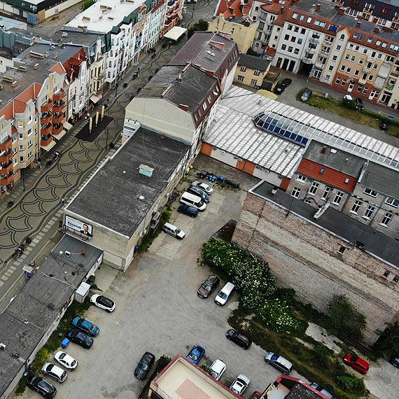 Miasto przyznaje się, że to teren zdegradowany. Chcą to zmienić