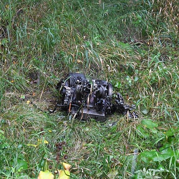 Niebezpieczny wypadek na DK3. Zobacz film!