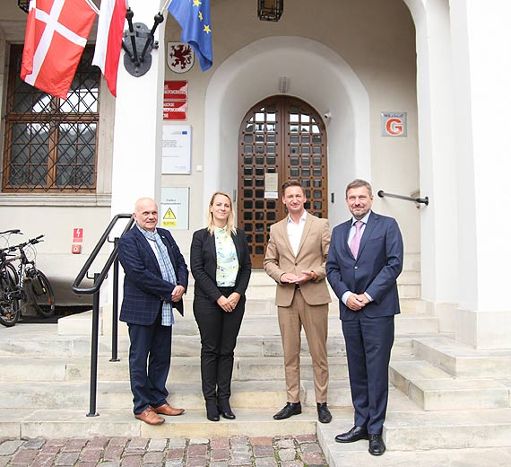 Dania i Pomorze Zachodnie – partnerzy z dobrą energią od lat
