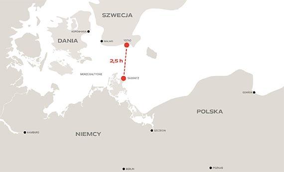 FRS Baltic otwiera system rezerwacji na 2021 r. między Rugią a Szwecją