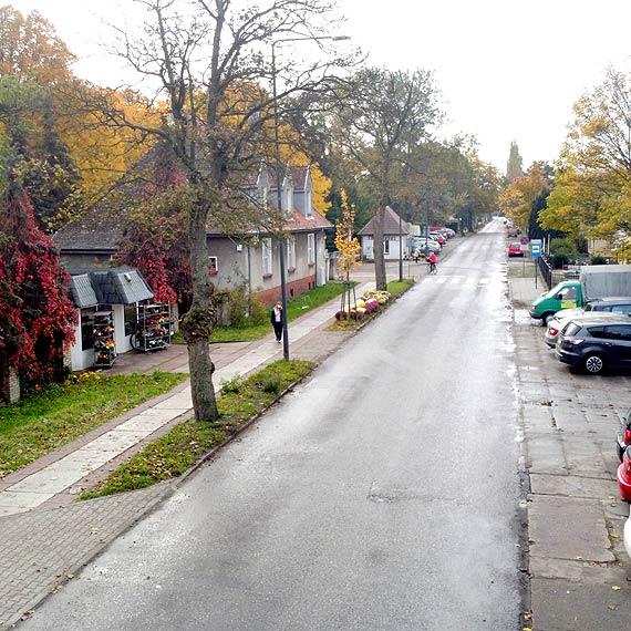 Wszystkich Świętych: część ulicy Karsiborskiej będzie zamknięta