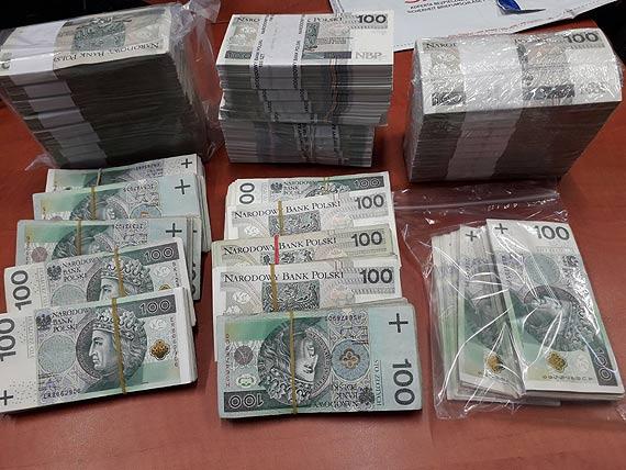 Prał pieniądze pochodzące z handlu dopalaczami, trafił do aresztu
