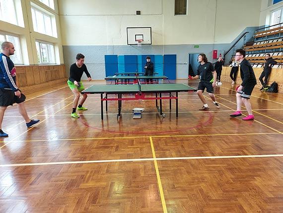 Drużynowy Tenis Stołowy w ramach Licealiady