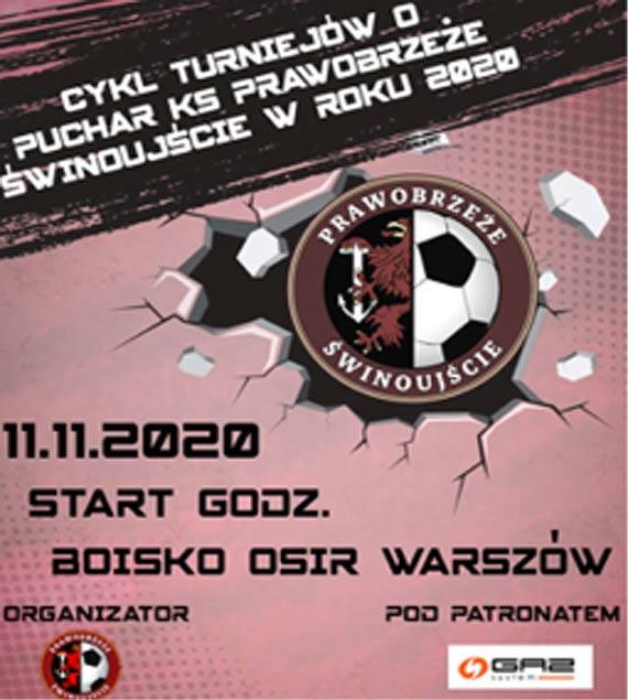 Turniej o puchar KS Prawobrzeże Świnoujście