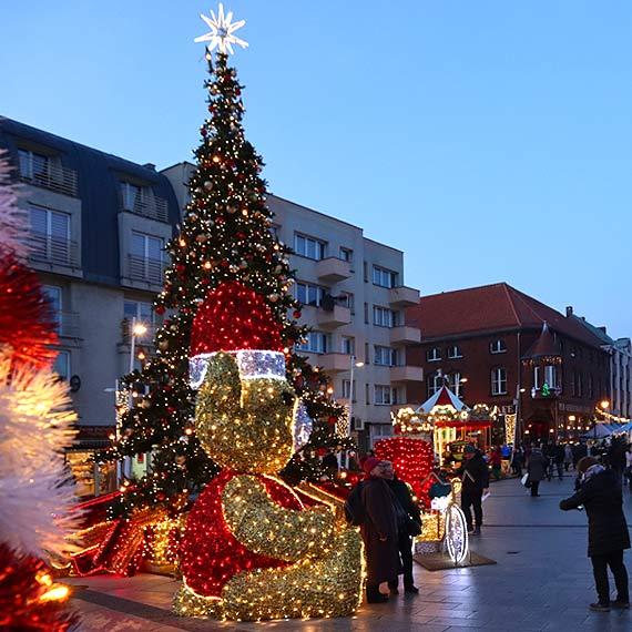 W tym roku bez świątecznych szaleństw. Miasto nie wynajmie choinki ani innych ozdób