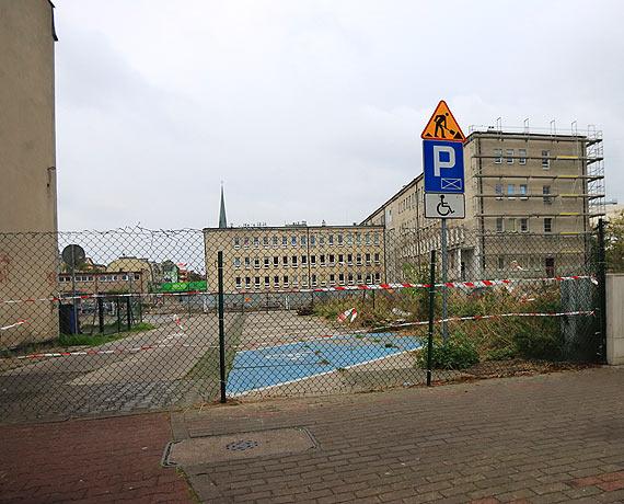 Miasto sprzedało działki przy Piastowskiej. Nabywca będzie mógł postawić budynek mieszkalno - usługowy