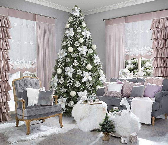 Wnętrze przepełnione magią Świąt: 4 sposoby na wyczarowanie modnej aranżacji