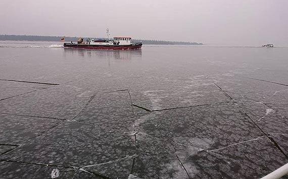 Szykujemy się na srogą zimę! Wody Polskie gotowe do działania w czasie najmroźniejszego sezonu w roku