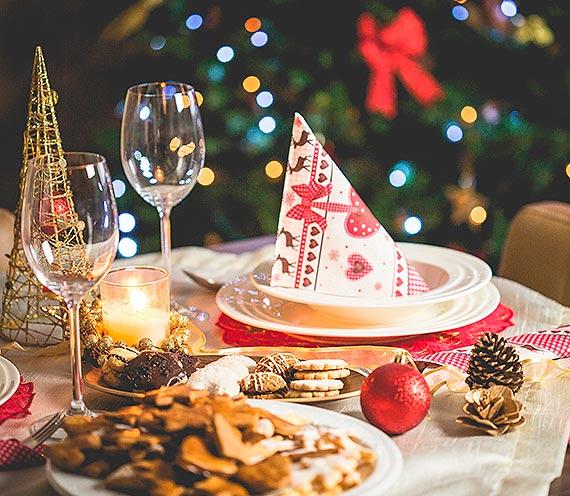 Ość w gardle - konsekwencje świątecznego biesiadowania