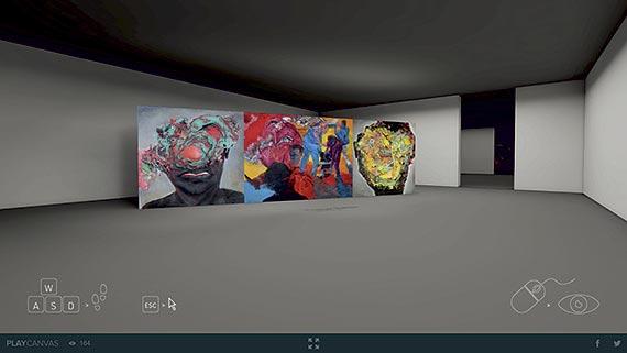 Wystawa zbiorowa w wirtualnej galerii Muzeum Narodowego w Szczecinie: HIPERLINK – nowy obraz świata i człowieka