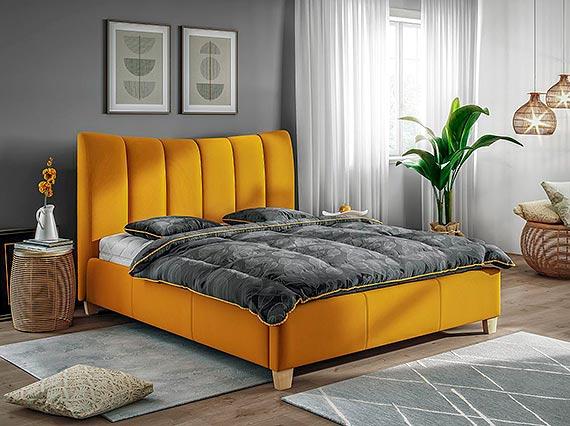Trendy wnętrzarskie w sypialni na 2021 – jak modnie ją urządzić?