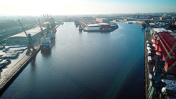 Zielony port coraz bliżej. ZMPSiŚ szuka wykonawcy, który zmodernizuje infrastrukturę techniczną