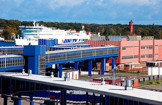 Będzie nowoczesna i ekologiczna kotłownia na Terminalu Promowym Świnoujście