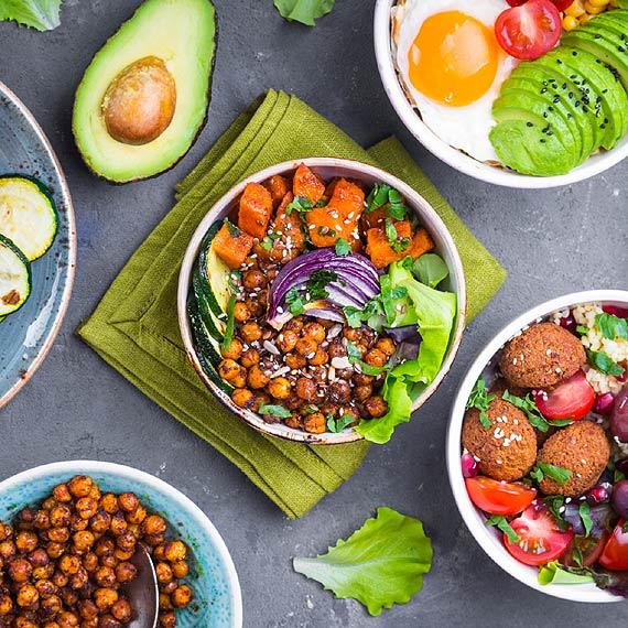 Postanowienia noworoczne – zdrowa dieta z kaszą i strączkami