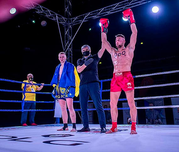 Mateusz Niżejewski – Sportowcem Dekady w Świnoujściu!