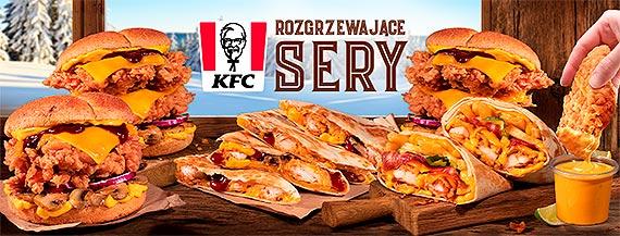Istne serrrowe szaleństwo powraca do KFC!
