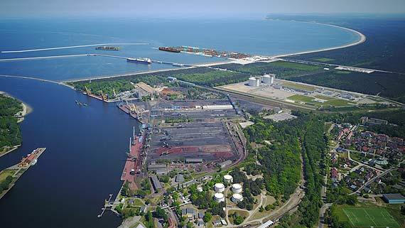 Terminal kontenerowy w Świnoujściu. Zrównoważony rozwój portu i miasta!