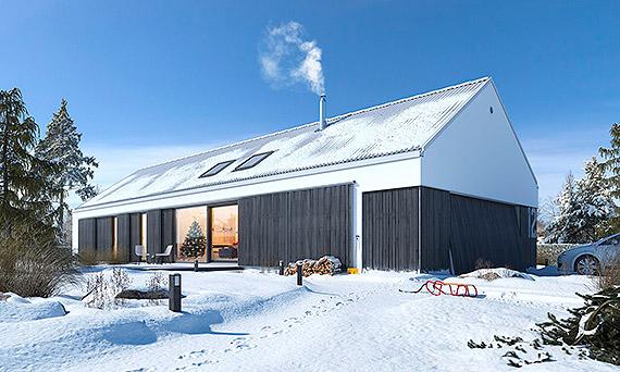 Dom kontra zima – pojedynek człowieka z naturą