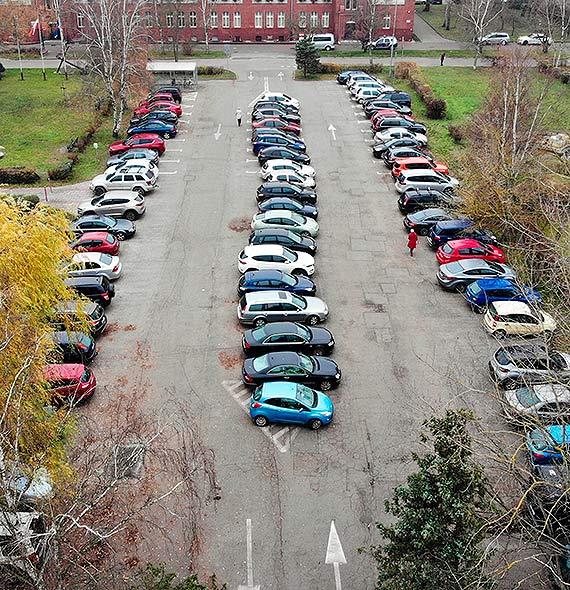 Parking na Pl. Mickiewicza będzie płatny!