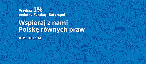 Wspieraj z nami Polskę równych praw!